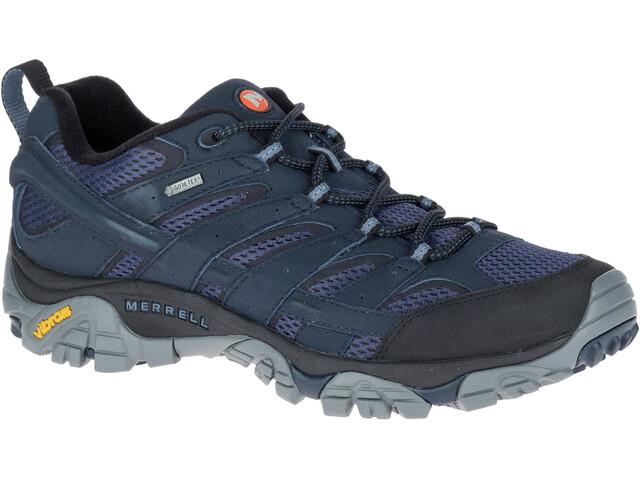 Merrell Moab 2 GTX Shoes Men blue